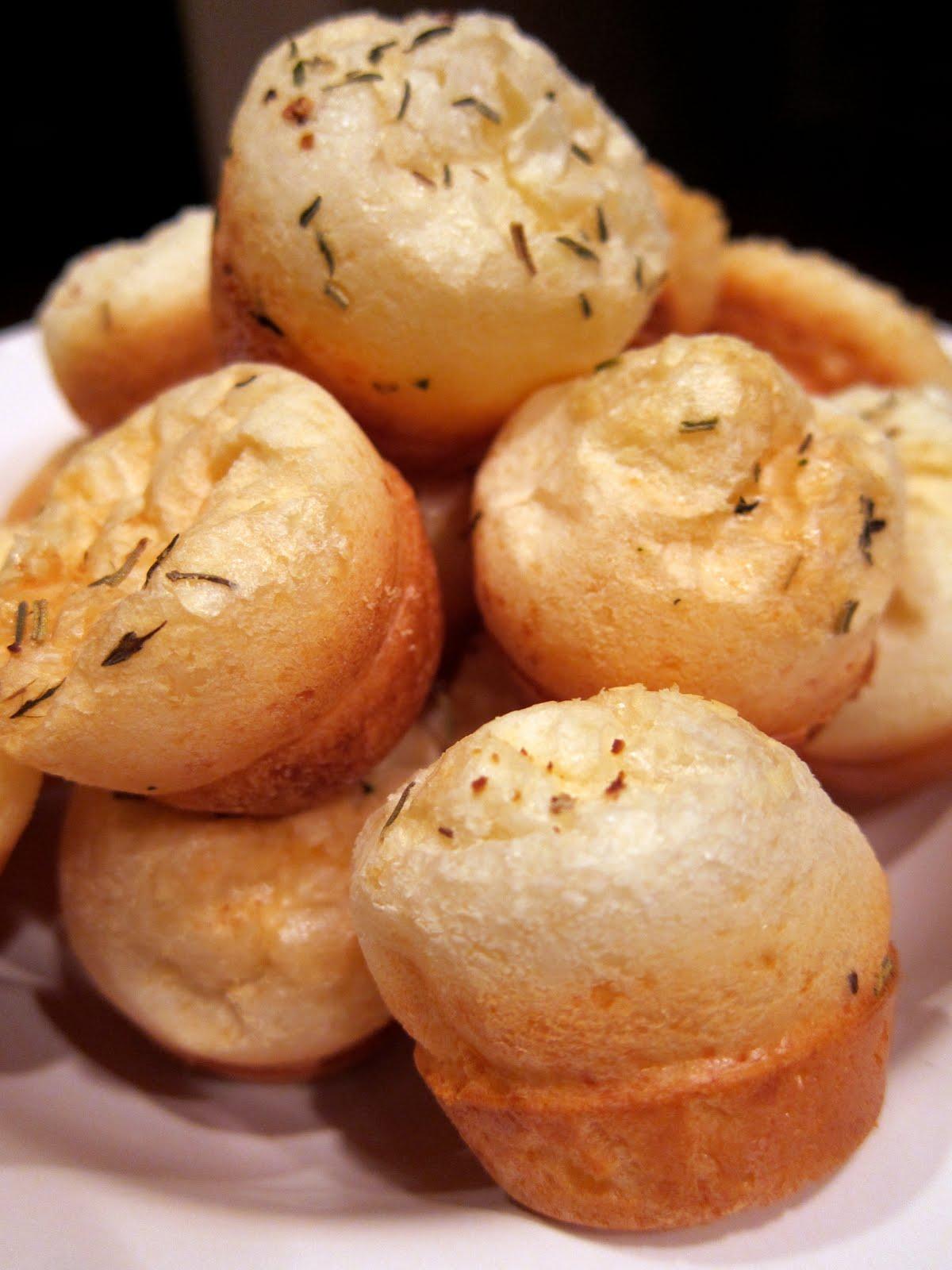 Brazilian Cheese Bread II - Plain Chicken