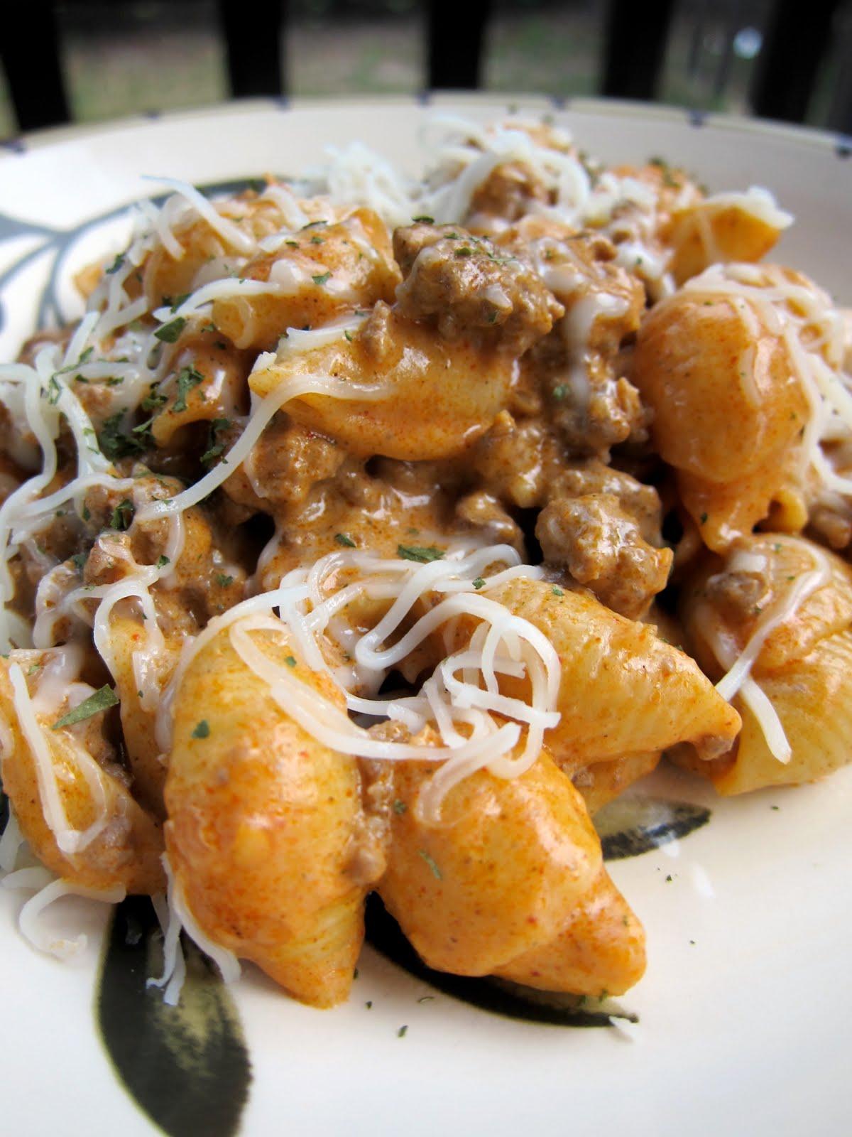Taco Pasta | Plain Chicken