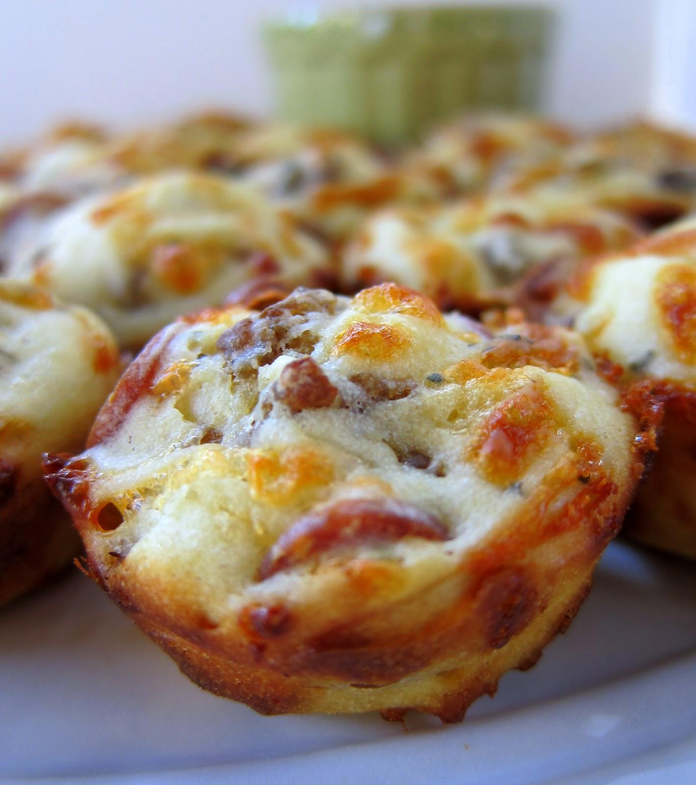 Pepperoni Pizza Snacks Recipes — Dishmaps