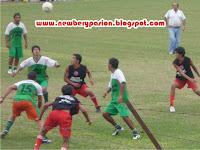 Jorge Newbery 2 - Graneros 0. Amistoso