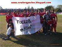 Jorge Newbery 1 - San Lorenzo de Santa Ana 0
