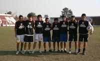 Jugadores CAJN - La Gaceta