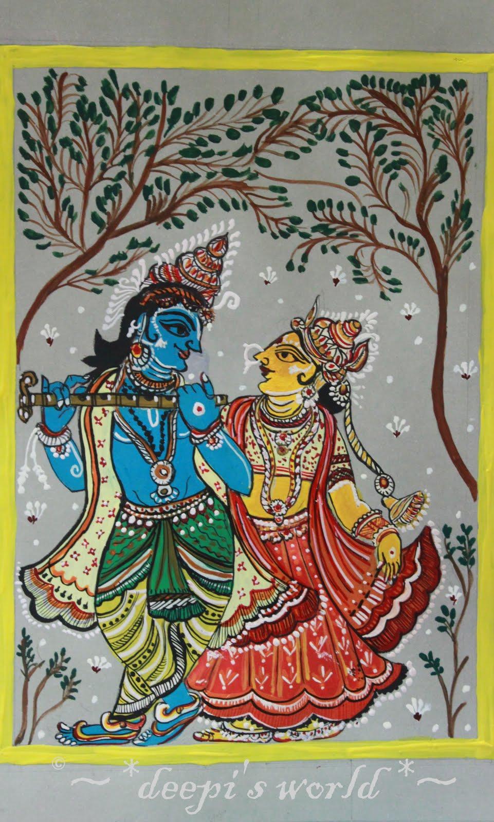 Deepi S World Patachitra
