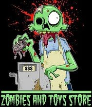 Zombies and Toys Store