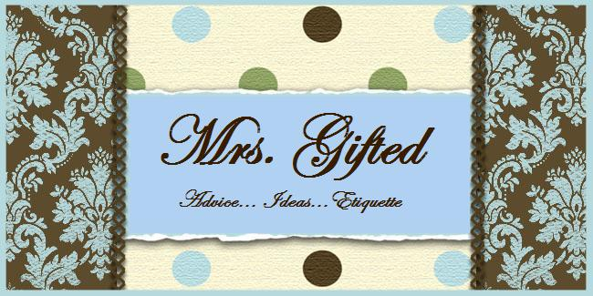 Mrs. Gifted