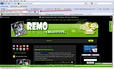 Remo xp | www.remo-xp.com