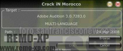 Adobe Audition 3  patch