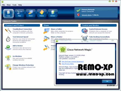 Cisco Network Magic Pro Edition