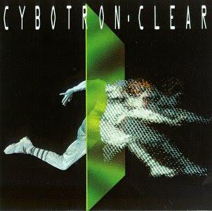 Welke woeste schijven teisteren de geluidsinstallatie? Cybotron+clear