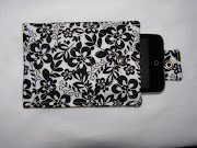 Black White Floral iPod Touch Case. Here is another iPod Touch or iPhone .