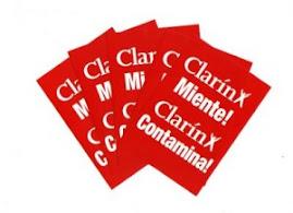Clarín provoca constipación y encima no sirve para limpiarse