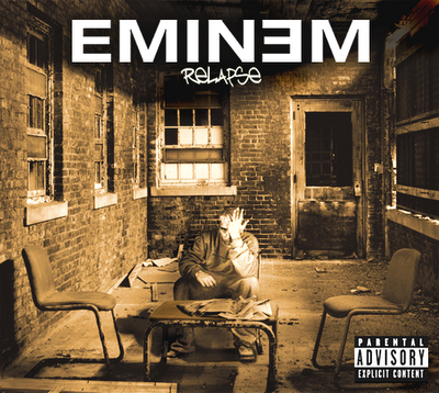 Eminem Warning Cover. Eminem#39;s SSLP Track Cut.