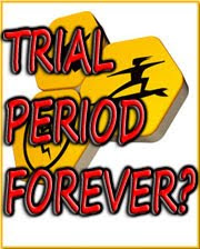 run trial software forever