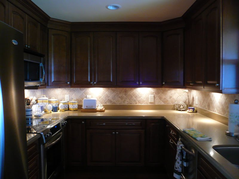 how to make over cabinet lighting the purple pea cabinet lighting