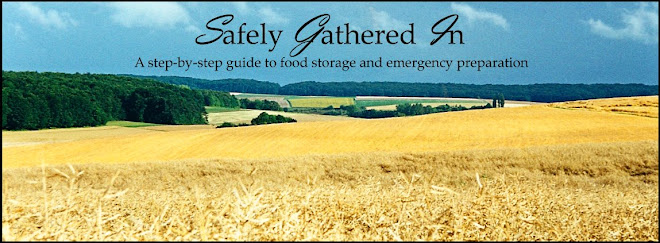 Safely Gathered In: Recipes