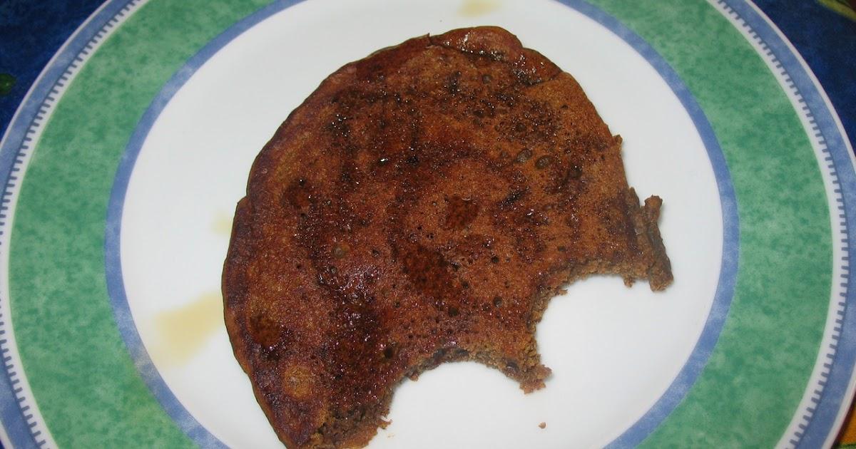 Three Egg Whites: Buckwheat Pancakes: With Wild Yeast!