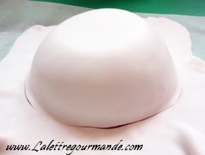 Les gâteaux demi sphère et le Spotty Dotty 3