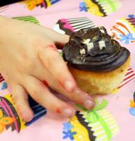Les ateliers cupcakes du salon Créatelier 5