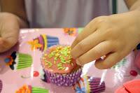 Les ateliers cupcakes du salon Créatelier 2