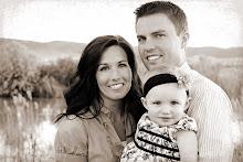 Chris, Heather and Olivia