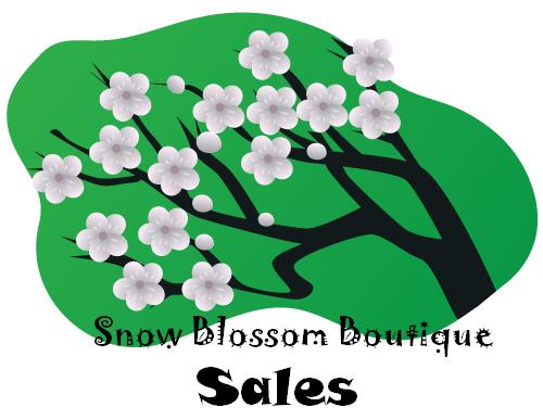 Snow Blossom Boutique Sales