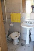 baño hall