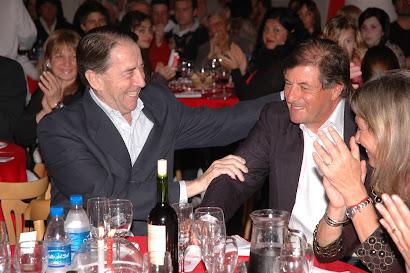 Raúl Correbo y Guillermo Trama