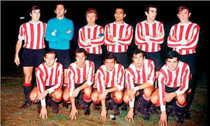 Estudiantes Campeón mundial 1968