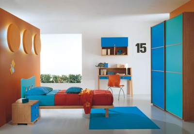 Kids Room Decoration on Modern Furniture  Kids Room Layouts And Decor Ideas From Pentamobili