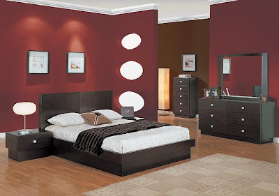 Modern Bedroom Color Schemes Ideas