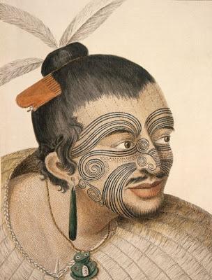 Māori tattoos