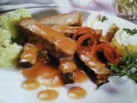 Sirloin Steak ala Kentuckey