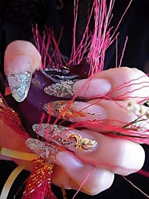 Formas de las uñas