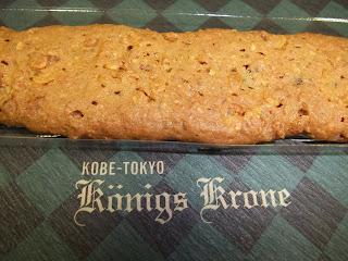 ケーニヒス クローネの焼き菓子