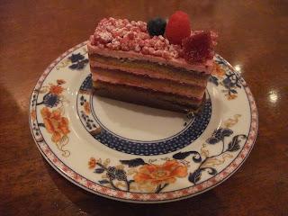 なかたに亭のケーキ