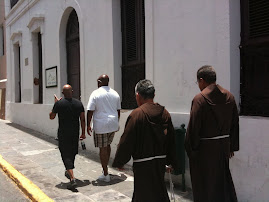 Saints &amp; Sinners in Old San Juan