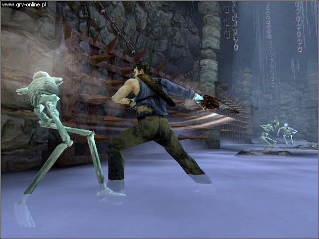 Evil Dead: Regeneration Free Download image 2