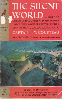 'The Silent World' by J Y Cousteau