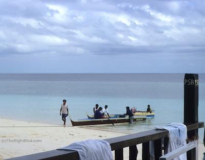 Malaysian fishermen
