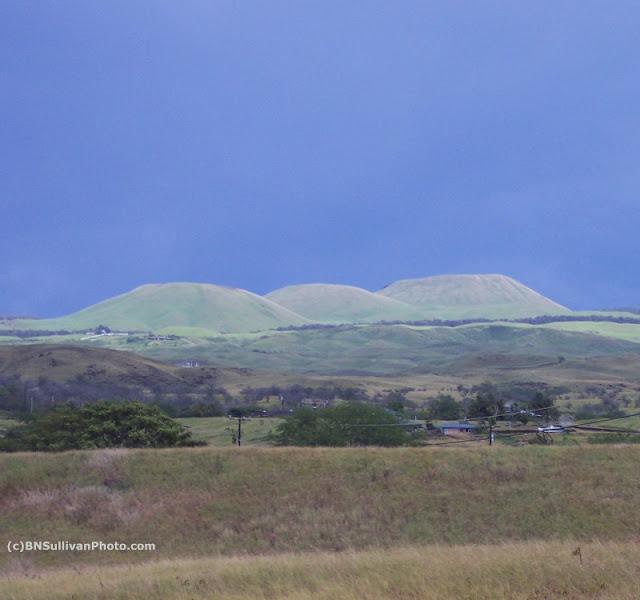 Kohala Mountain pu'u