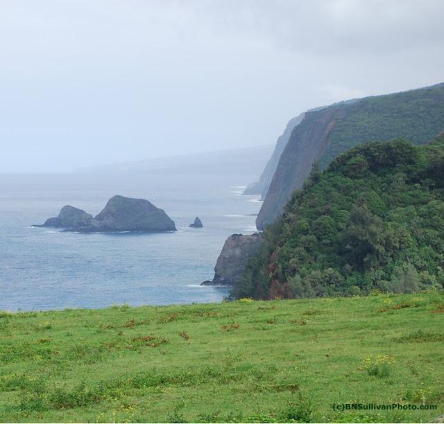 Pololū  Lookout, Hawaii