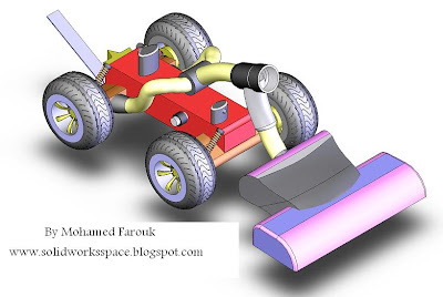 solidworks 3d model