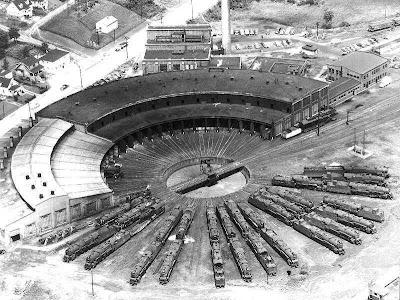 Bethlehem Ny History Roundhouse