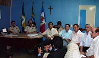 ASPRAC FAZ PARTE DE REUNIÃO QUE DECIDIU AS MUDANÇAS DO ESTATUTO DA PMCE