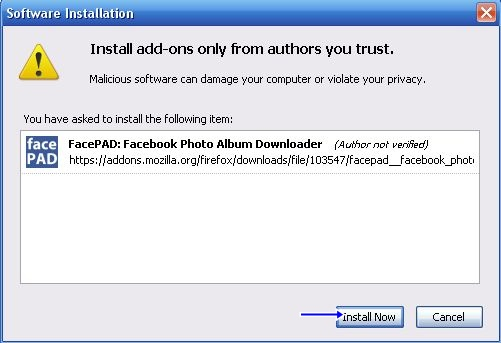 tutorial facepad