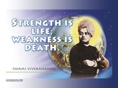 "Swami Vivekananda. ""Three sentence for getting SUCCESS :"