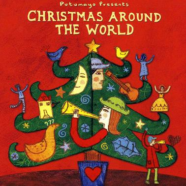 to decorate from england and pinatas to make from mexico some games and of course mrs claus and some members of the elf family here to party with - Christmas Around The World Decorations For A Party