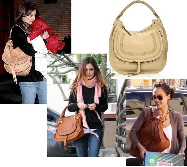 Super Savvy Mode: Chloe Marcie Bag GP67