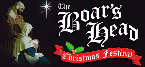 The Boar's Head Christmas Festival