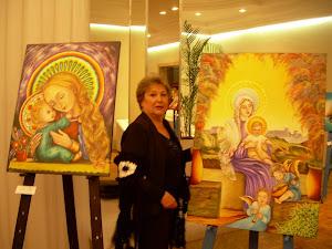 Artista Plástica :  ELVIRA BATTISTI